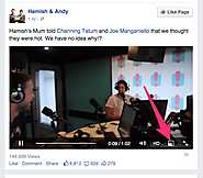 Facebook Videos now float to make it easier to watch and scroll