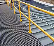 The Exclusive Features And Use Of Grp Fiberglass Hand Railing Systems
