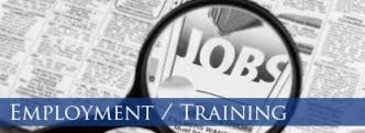 Headline for Employment and Training