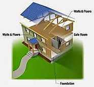 Earthquake resistance buildings in India