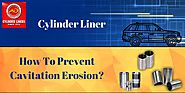 Is there anything like cylinder liner cavitation erosion?