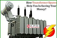 How Transformer Spares Help You In Saving Your Money?