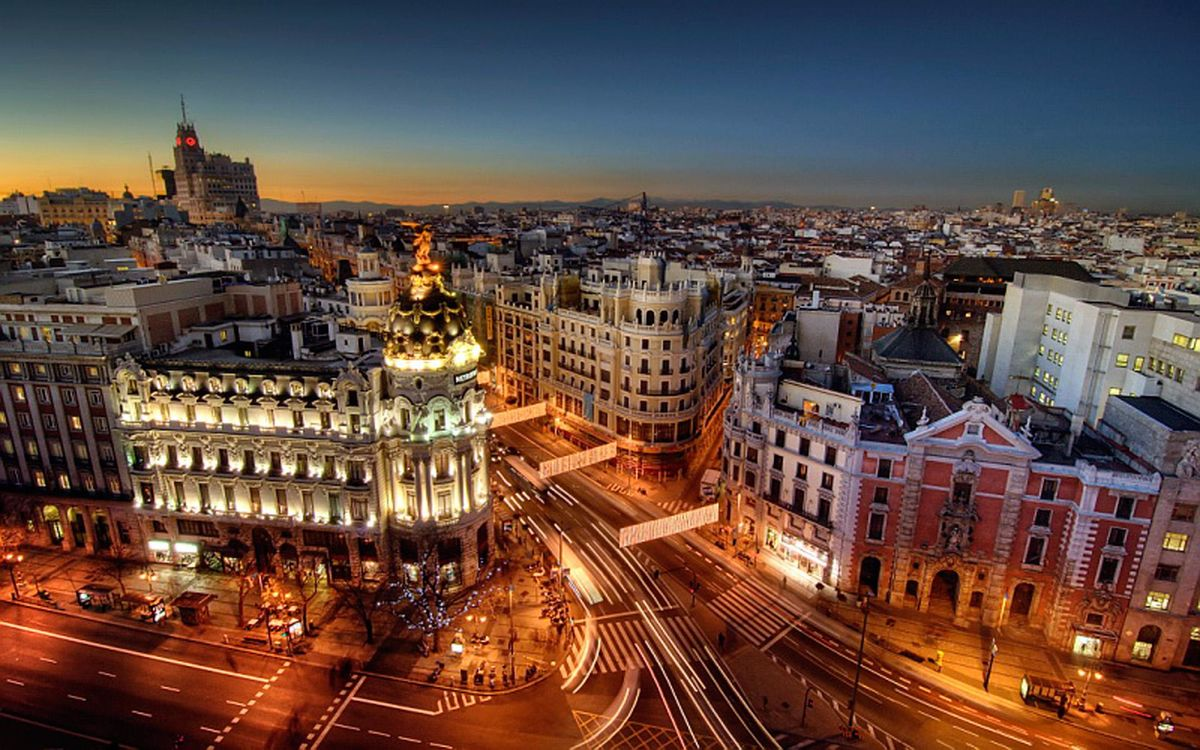 Headline for What to Visit in Madrid?