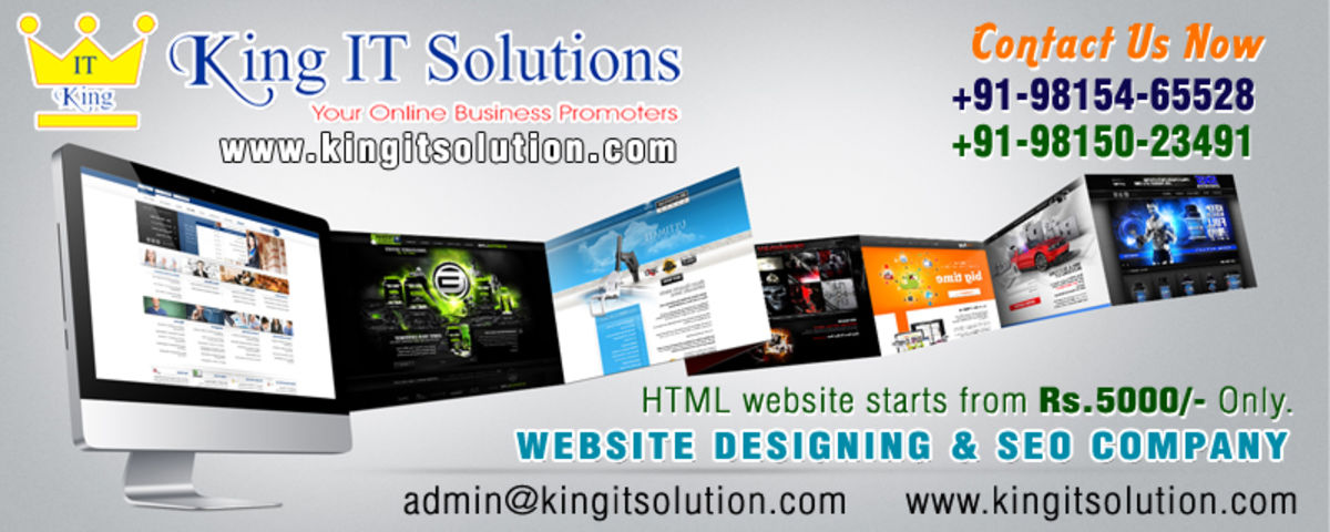 Headline for KING IT SOLUTIONS