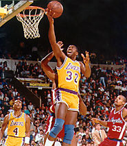 #3 Magic Johnson