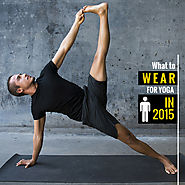What To Wear For Yoga This Year - for Men
