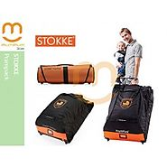 Stokke prampack fits almost any stroller