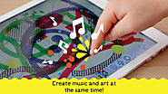 Bubl Draw - Creative drawing with music for kids
