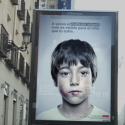 Billboard Shows Different Messages for Kids and Adults
