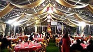 Clear Top Tent For Banquet - Luxury Wedding Tent