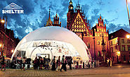 Geodesic Domes for Sale - Geodomes - Luxury Wedding Tent