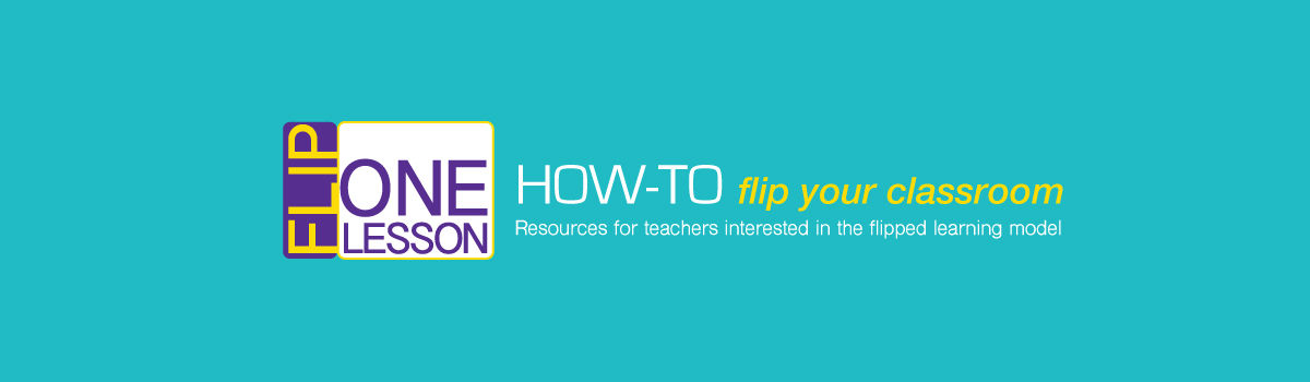 Headline for Flipped Learning Technology Resources