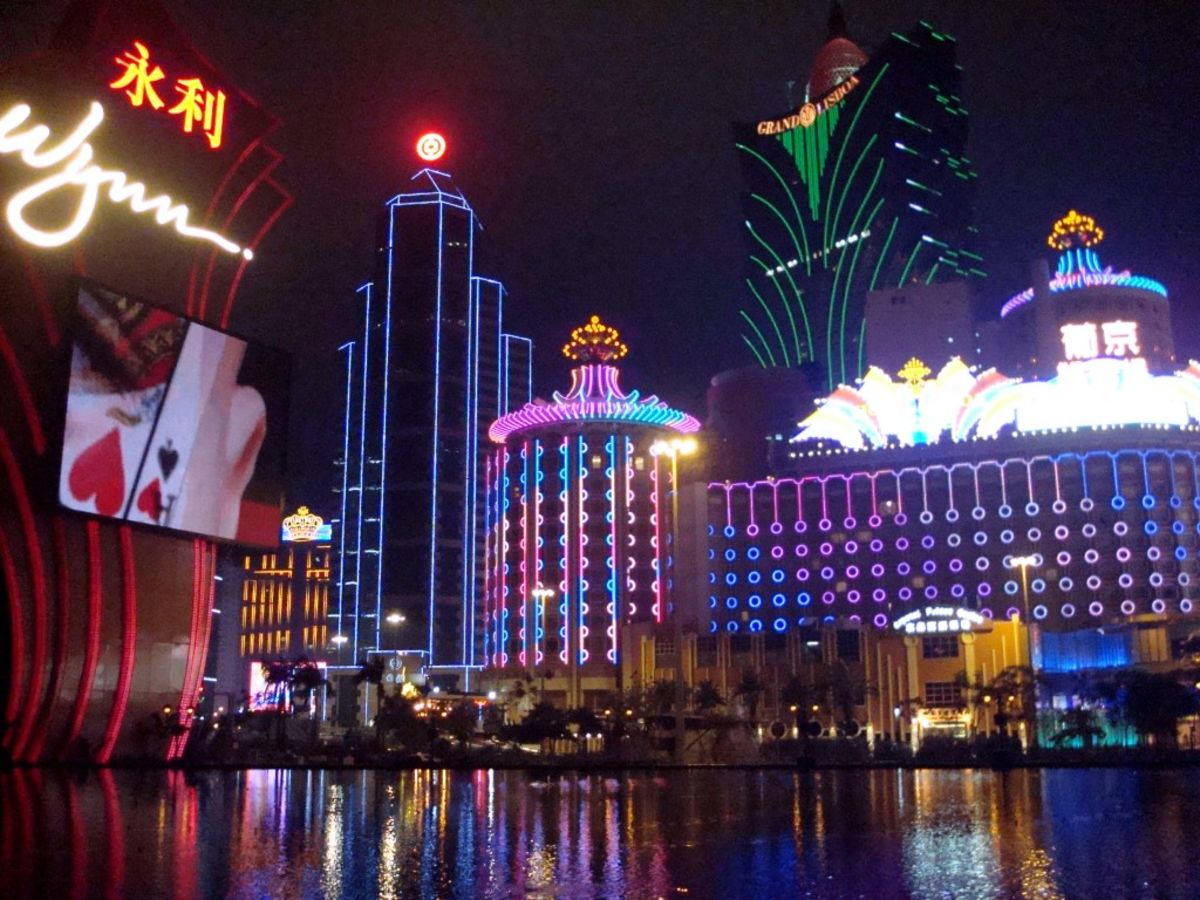 Headline for 5 Good Casinos in Macau - for outstanding gaming and entertainment