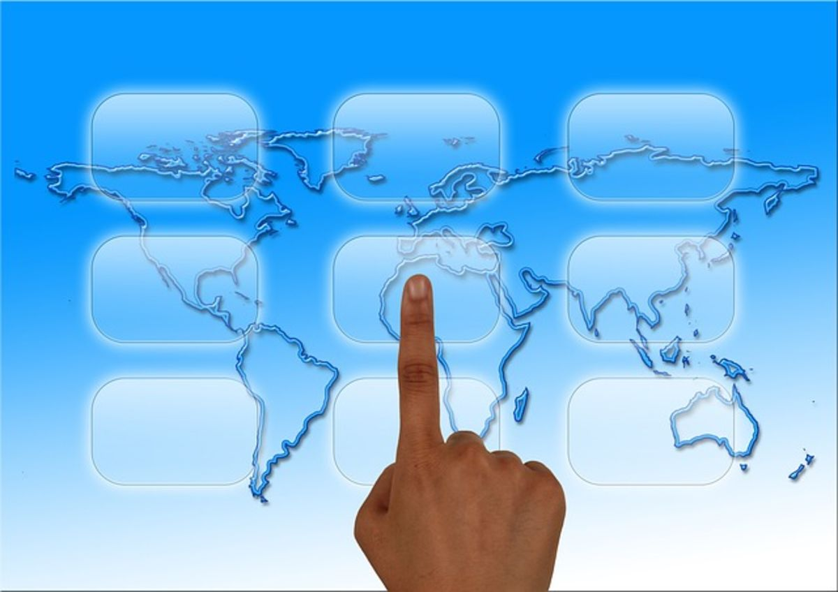 Headline for Business Advantages of Geolocation Based Services