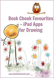 Book Chook Favourites - iPad Apps for Drawing