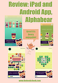 Review: iPad and Android App, Alphabear