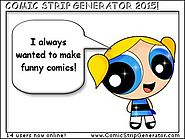 Comic Strip Generator