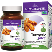 Get Rid Of Body Pains With The Help Of New Chapter Turmeric Force