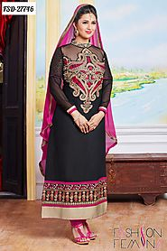 Buy Women's Salwar Suits Collection Online in India at Lowest Price