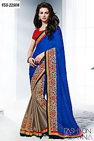 Indian Designer Sarees at Lowest Price