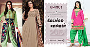 Blog | Salwar Suits For Festival Season 2015 - 2016