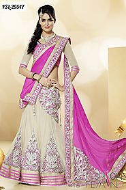 Buy Designer lehenga Cholis Online at Low Price