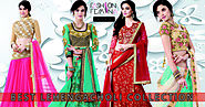 Lehenga Cholis Collection Online at Low Price