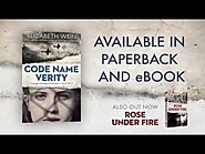 CODE NAME VERITY BY ELIZABETH WEIN (OFFICIAL UK BOOK TRAILER)