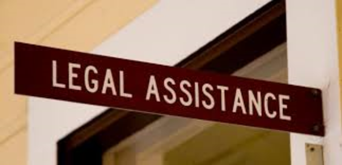 Headline for Legal Assistance