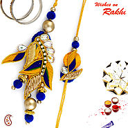 Buy Bhaiya Bhabhi Rakhi Online at Best Price From Infibeam