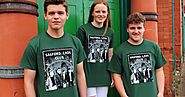 Salford Lads Club set off on trip to America - thanks to Smiths shirt sales - Manchester Evening News