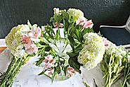 Why hire a high end florist?