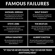 Failure is not the END!