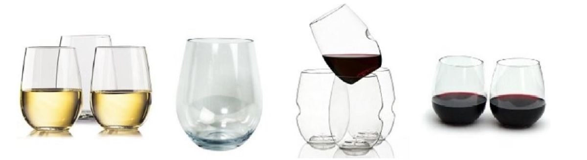 Headline for Best Unbreakable Stemless Wine Glasses - Rating and Reviews