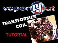 TRANSFORMER COIL Tutorial: Advanced Build for Clouds&Flavor
