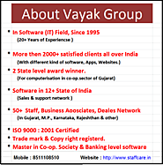 Vayak Group - One of the experienced IT company in Ahmedabad