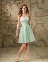 Get Trendy Bridesmaids Dresses from Tulle Affairs.