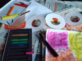 What Is Art Journaling? - All Mixed Up...Art