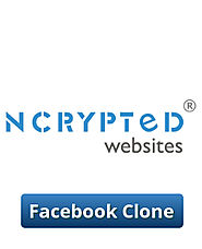 Facebook Clone by NCrypted