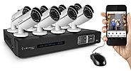 HDCVI Cameras help to secure home and business