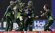 Pakistan Vs Sri Lanka First T20 Match; Greens Shirts Set All To Win T20 Trophy