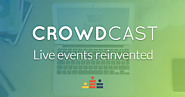 Crowdcast - Webinars & virtual conferences reinvented.
