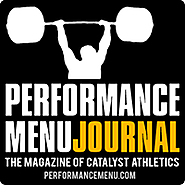 Performance Menu Journal