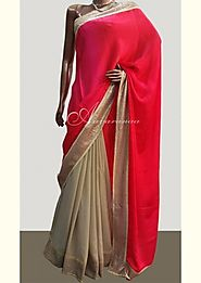 Which is the best website for ordering designer sarees online? - Quora