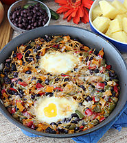 Mexican Breakfast Pasta