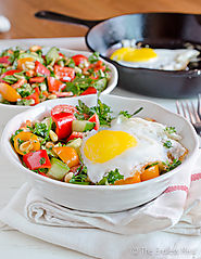 Healthy Breakfast Salad