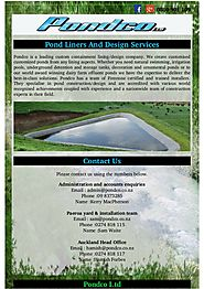 Why Are You Looking For Synthetic Pondliner?