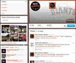 SF Giants hit it into the park with social media and digital signage