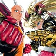 One Punch Man in free distribution of DNA