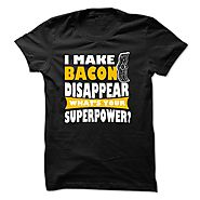 i make bacon disappear